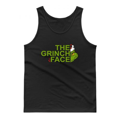 The Gr1nch Face Tank Top