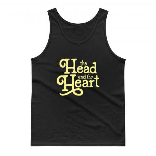 The Head And The Heart Folk Band Tank Top