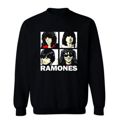 The Ramones Personels Roc Sweatshirt
