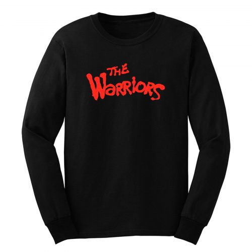The Warriors Movie American Action Long Sleeve