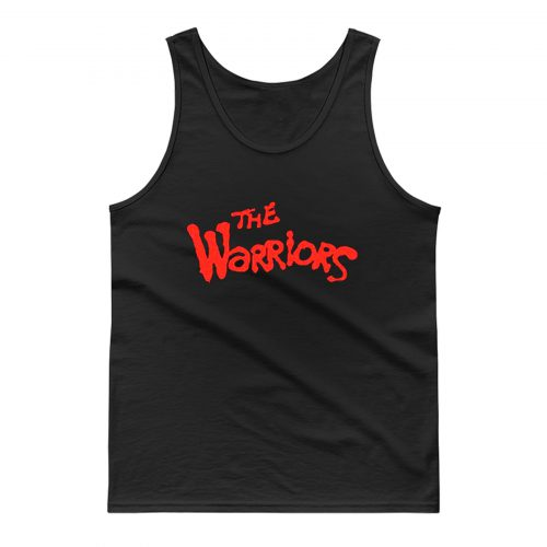 The Warriors Movie American Action Tank Top