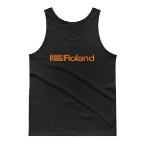 Top Electronic Musical Instrument Keyboards Synthesizers Tank Top