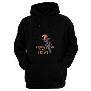 Trick Or Treat Funny Cute Spooky Hoodie