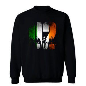 U2 Iris Flag Rock Band Legend Sweatshirt