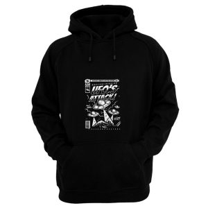 Ufo Attack Hoodie