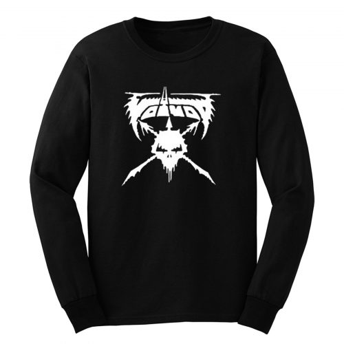 Voivod Metal Band Legend Long Sleeve