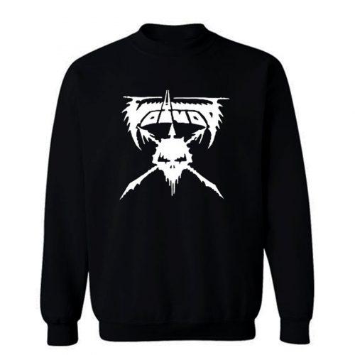 Voivod Metal Band Legend Sweatshirt