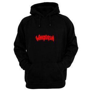 Whiplash Logo Metal Hoodie