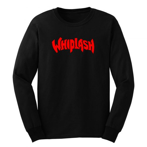 Whiplash Logo Metal Long Sleeve