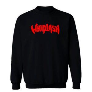 Whiplash Logo Metal Sweatshirt