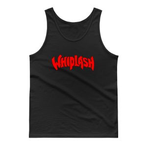Whiplash Logo Metal Tank Top