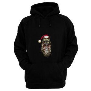 Zombie Santa Claus Hoodie