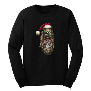 Zombie Santa Claus Long Sleeve