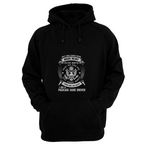 A Package Care Giver Hoodie