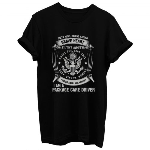 A Package Care Giver T Shirt