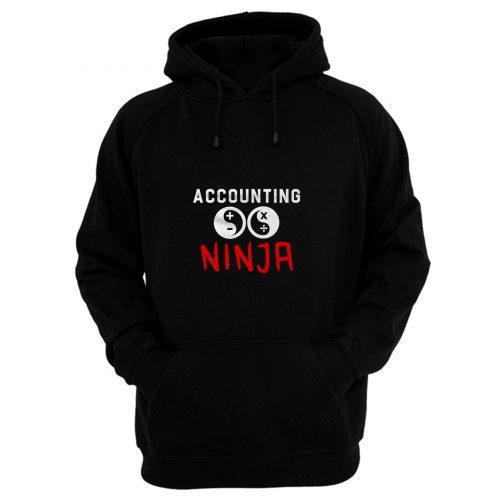 Accounting Ninja Hoodie