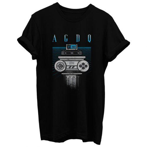 Agdq 2021 Event T Shirt