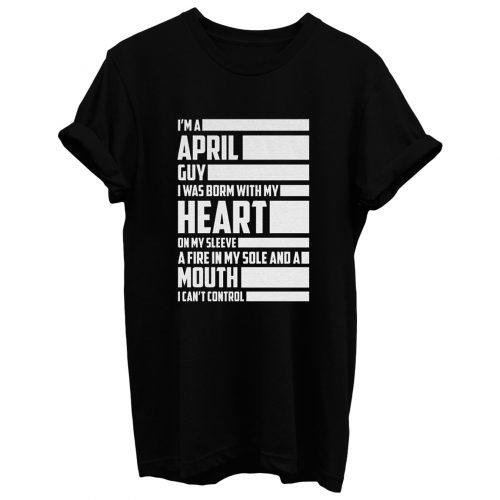 April Guy T Shirt