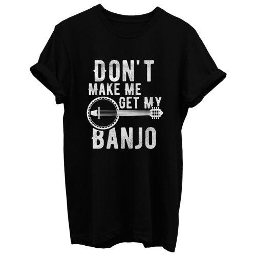 Banjo Player Country Music T Shirt