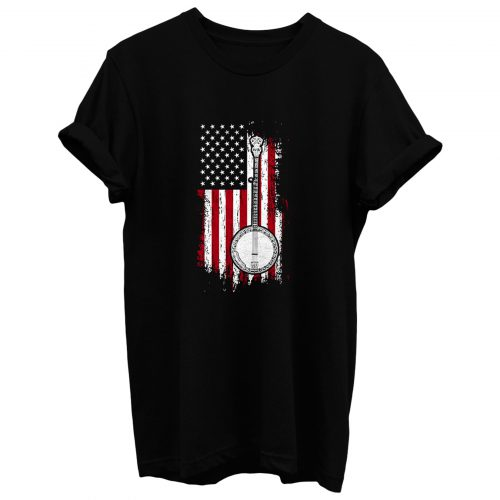 Banjo Player T Shirt