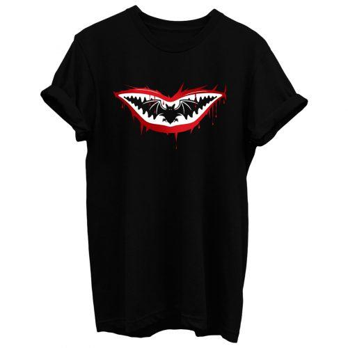 Bat Mouth T Shirt
