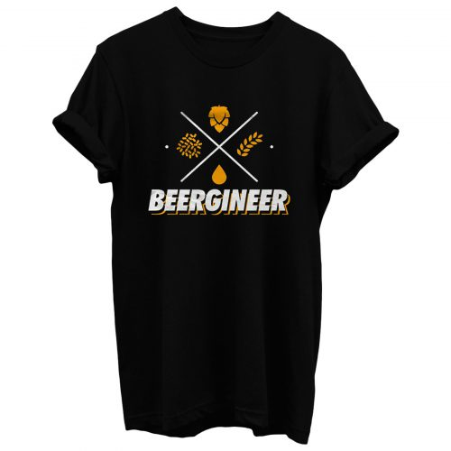 Beer Brewing T Shirt