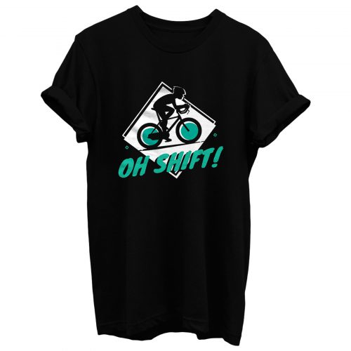 Bicycle Rider T Shirt