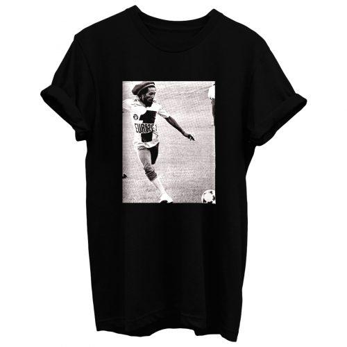 Bob Marley Soccer T Shirt