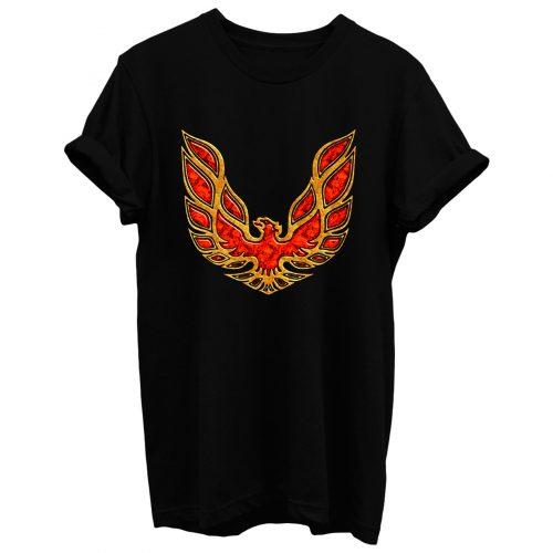 Firebird Logo T Shirt