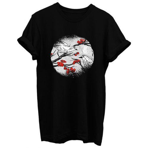 Hanami Birds T Shirt