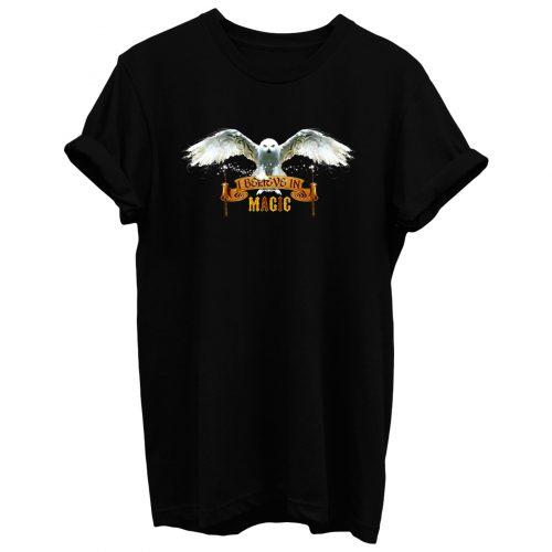I Believe In Magic T Shirt