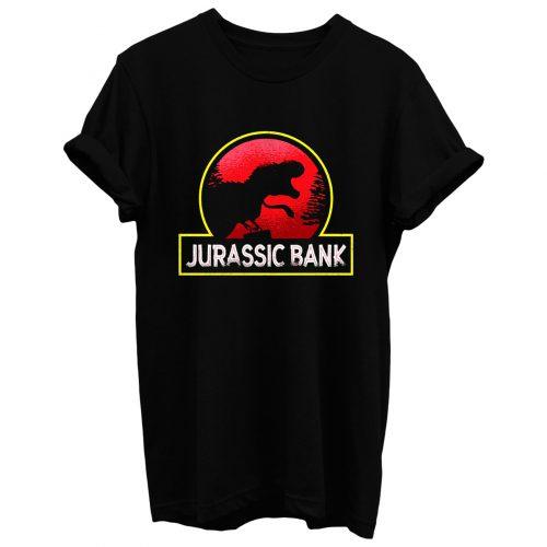 Jurassic Bank T Shirt