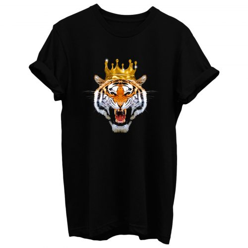 King Tiger T Shirt