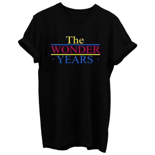 The Wonder Years T Shirt