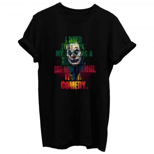 Tragedy Comedy T Shirt