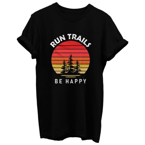 Trail Running T Shirt