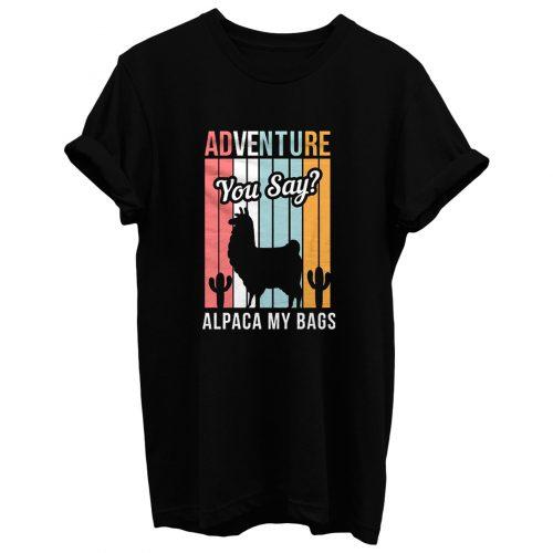 Traveler Adventurer T Shirt