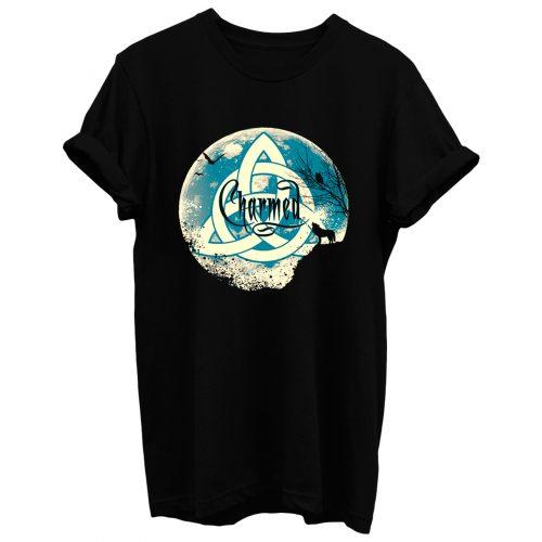 Triquetra Moon T Shirt