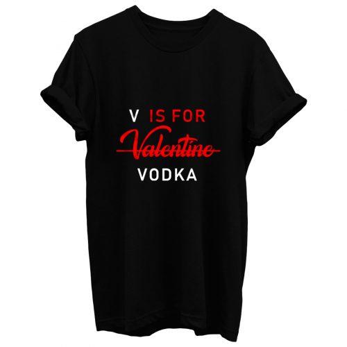 Vodka Drinker T Shirt