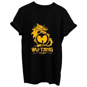 Wu Tang Dragon T Shirt