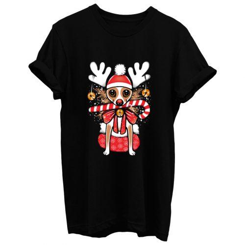 Xmas Puppy T Shirt