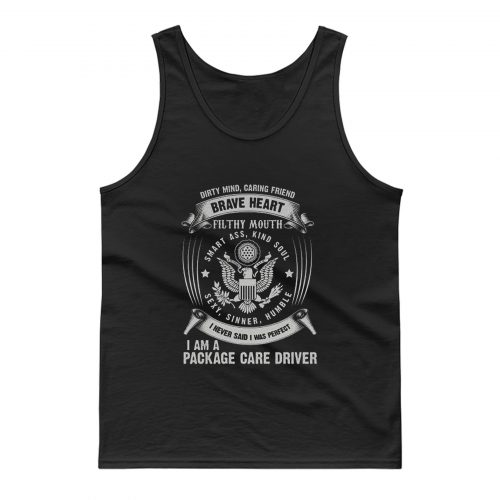 A Package Care Giver Tank Top