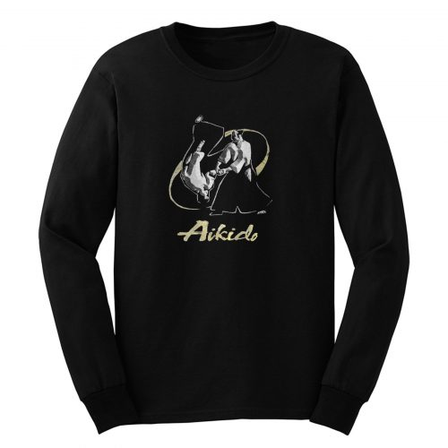 Aikido Kotegaeshi Long Sleeve