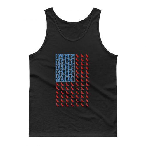 American Dog Tank Top