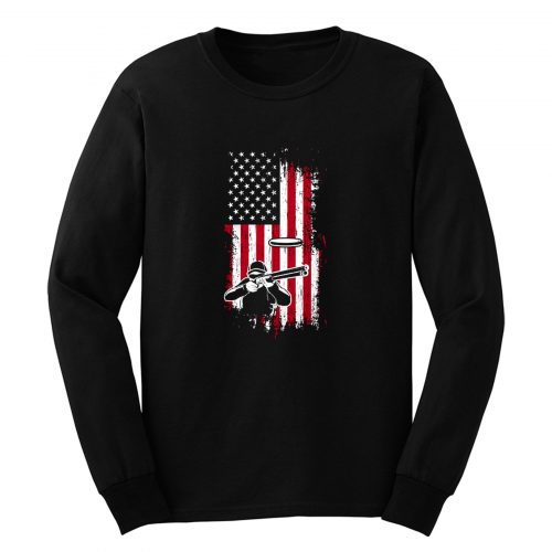 American Skeet Shooting Long Sleeve