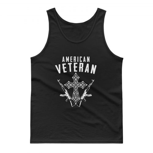 American Veteran Tank Top