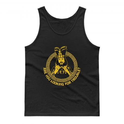Are You Looking For Trouble Tank Top