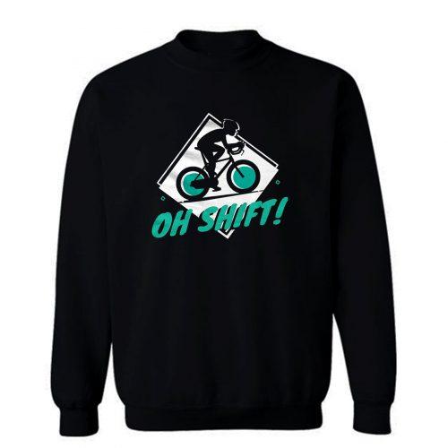Bicycle Rider Sweatshirt