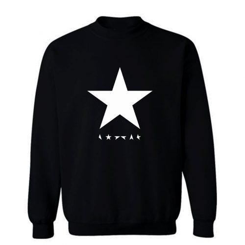 Black Star Screen Sweatshirt