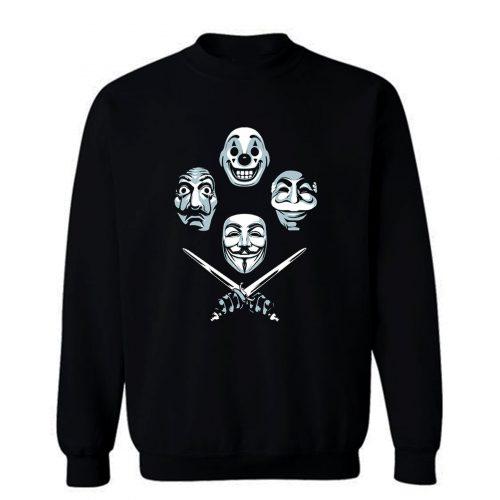 Bohemian Anarchy Sweatshirt